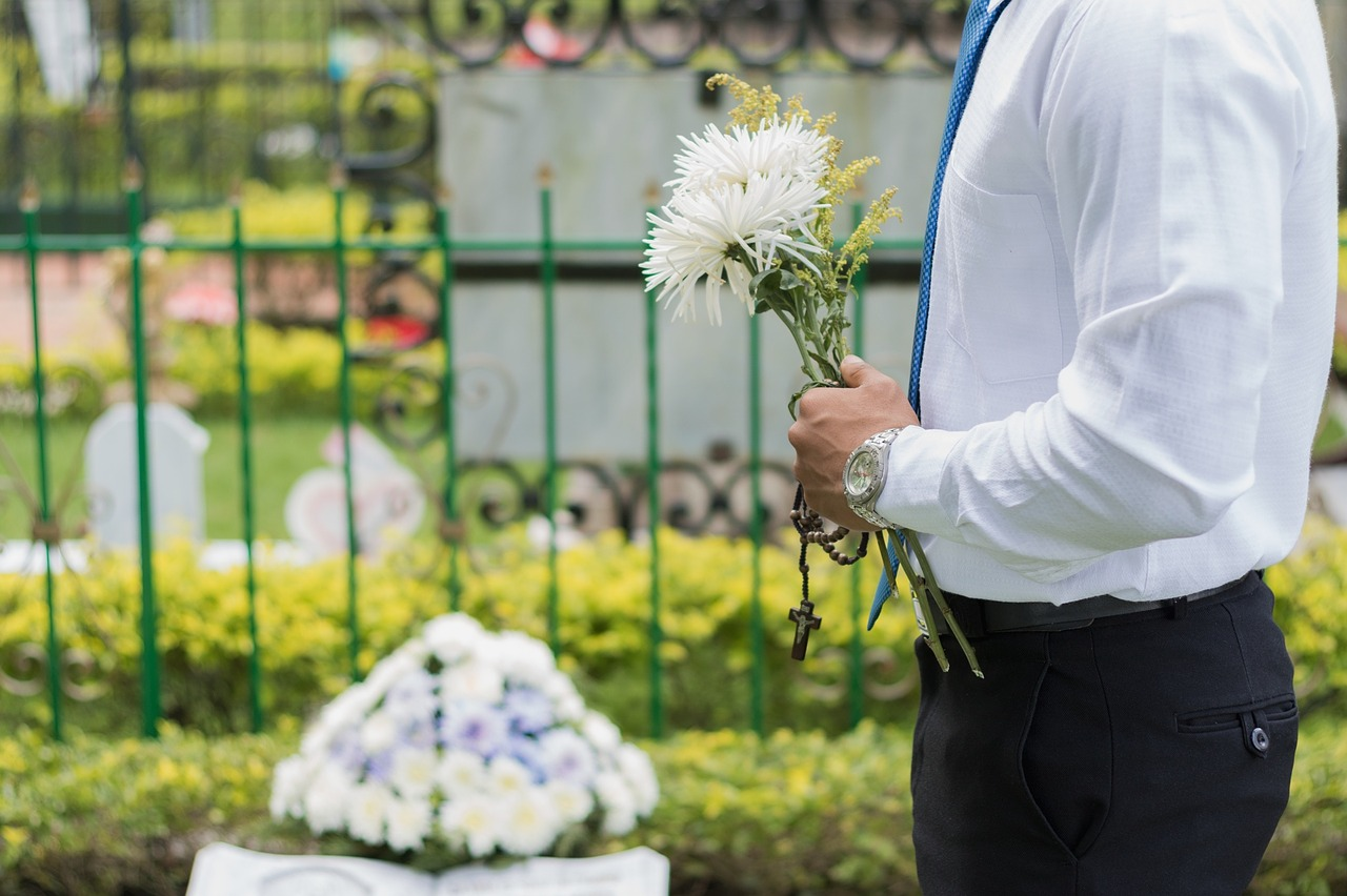 Flowers for the departed--writing and delivering a euology