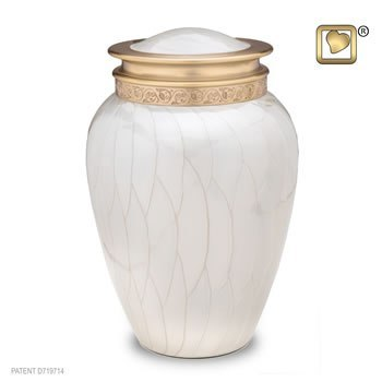 Blessings Pearl Cremation Urn