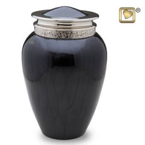 Blessings Midnight Cremation Urn