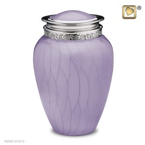 Blessings Lavender Cremation Urn