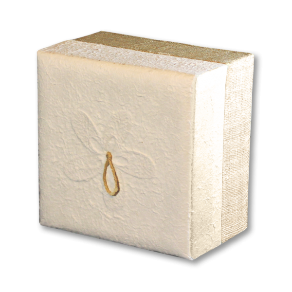 Embrace Earthurn White Hemp Cremation Urn