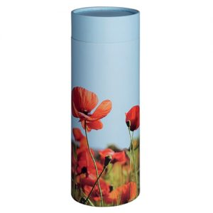 Scatter Tube Poppy Field