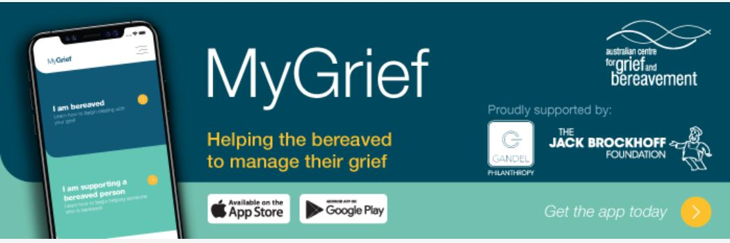Help with grief