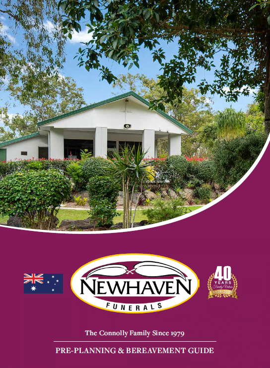 Newhaven Funerals Grief & Funeral Planning guide